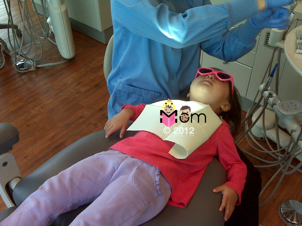 My Mommyology Dental Check-up