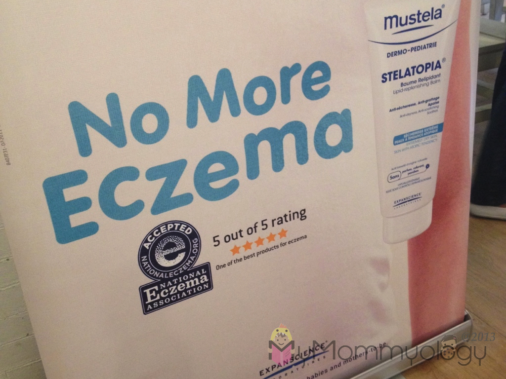 Yes please.  No more eczema.  Yes please.
