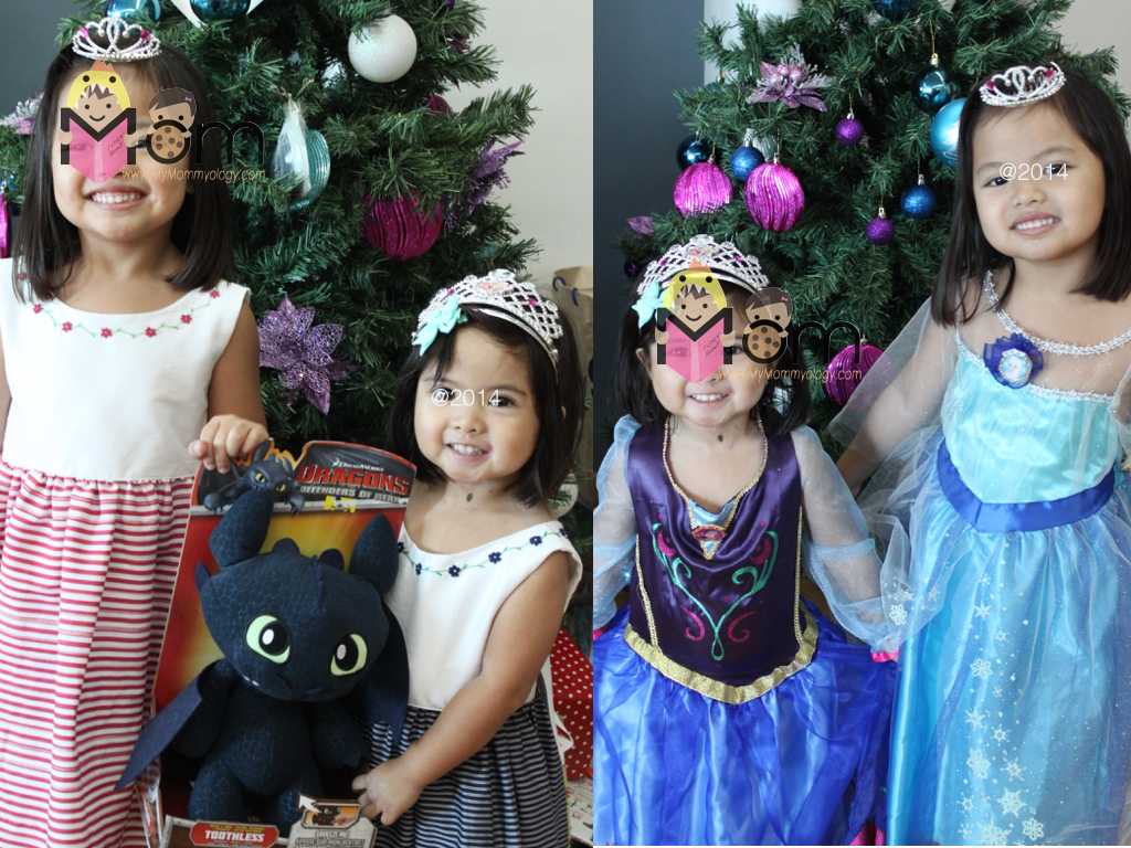 Thank you, Ines Moda Infantil (left) and Tita Kisa (right).